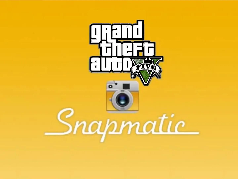 Snapmatic GTA V