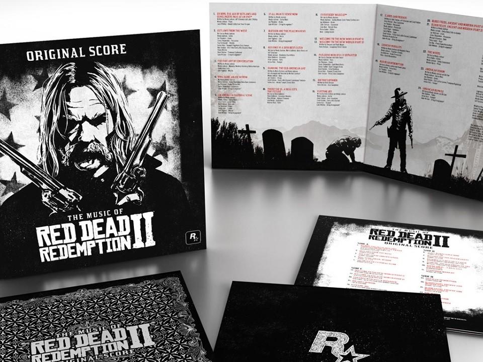 Red Dead Redemption II - Rockstar Mag'