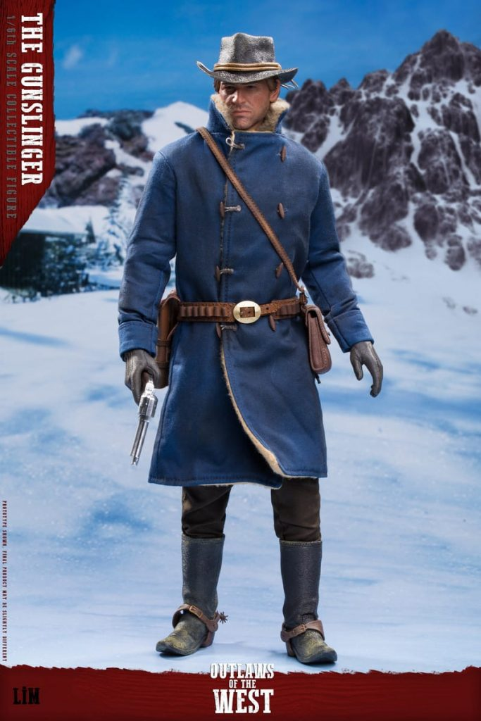 Figurine Gunslinger Red Dead Redemption II (4)