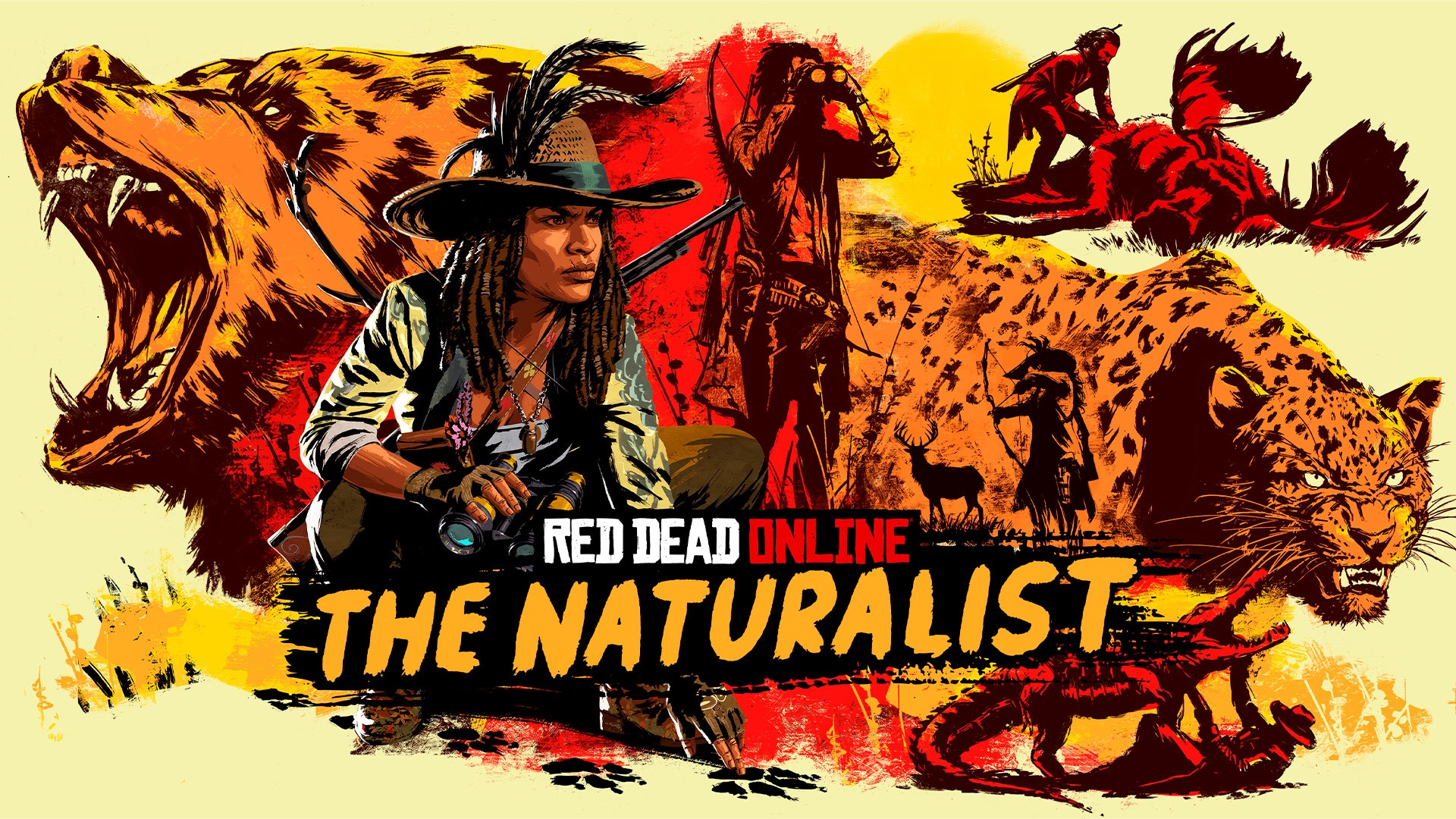 Rockstar Games Red Dead Online The Naturalist