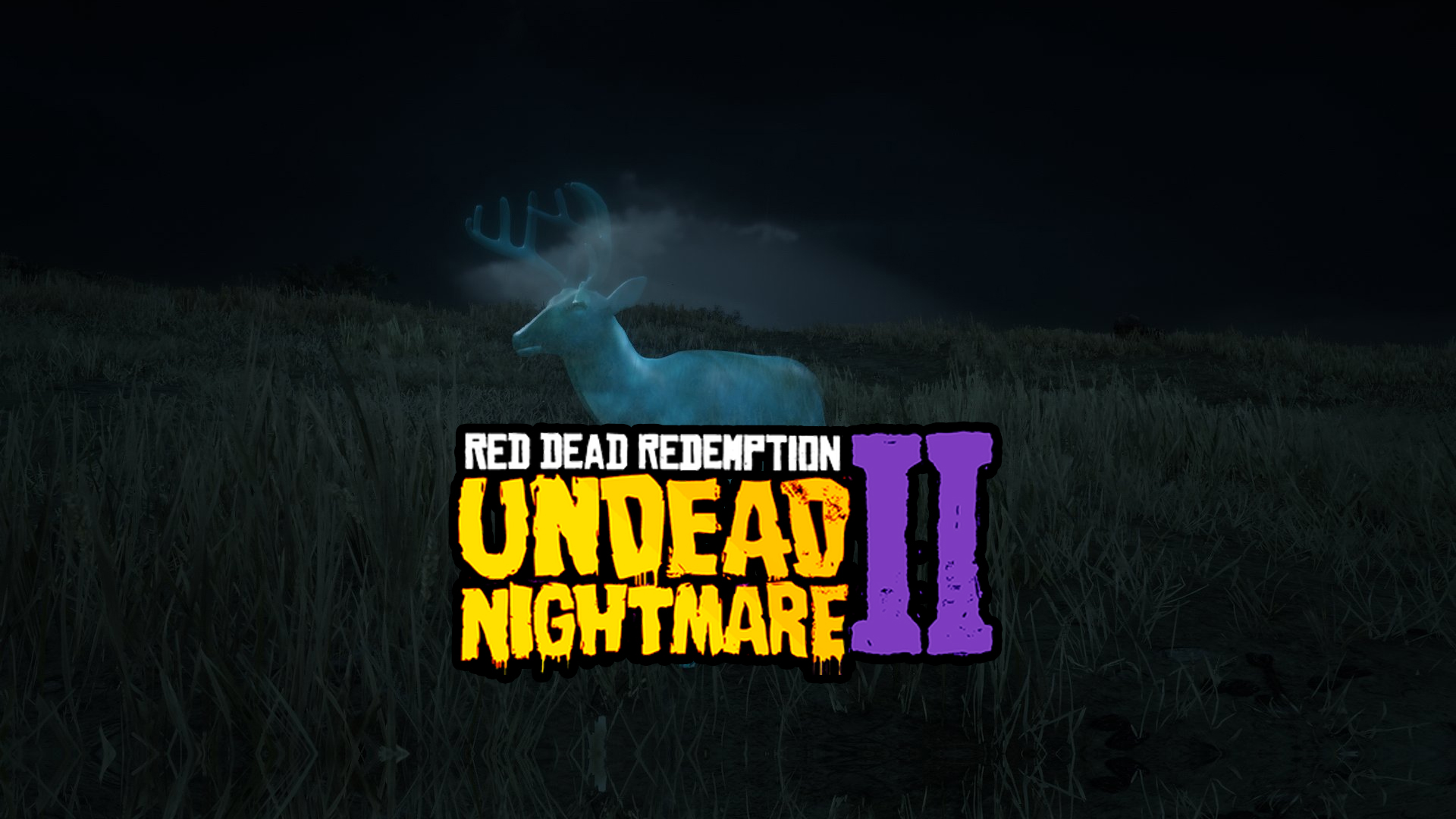 Animaux Fantômes Red Dead Online