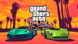 GTA Online Los Santos Summer Spécial