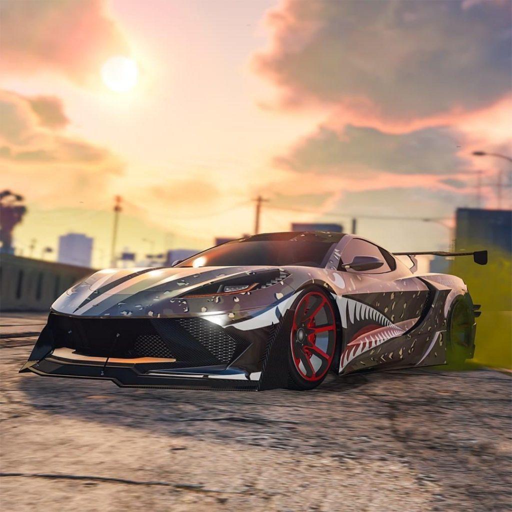 GTA Online - Véhicules Los Santos Summer Special