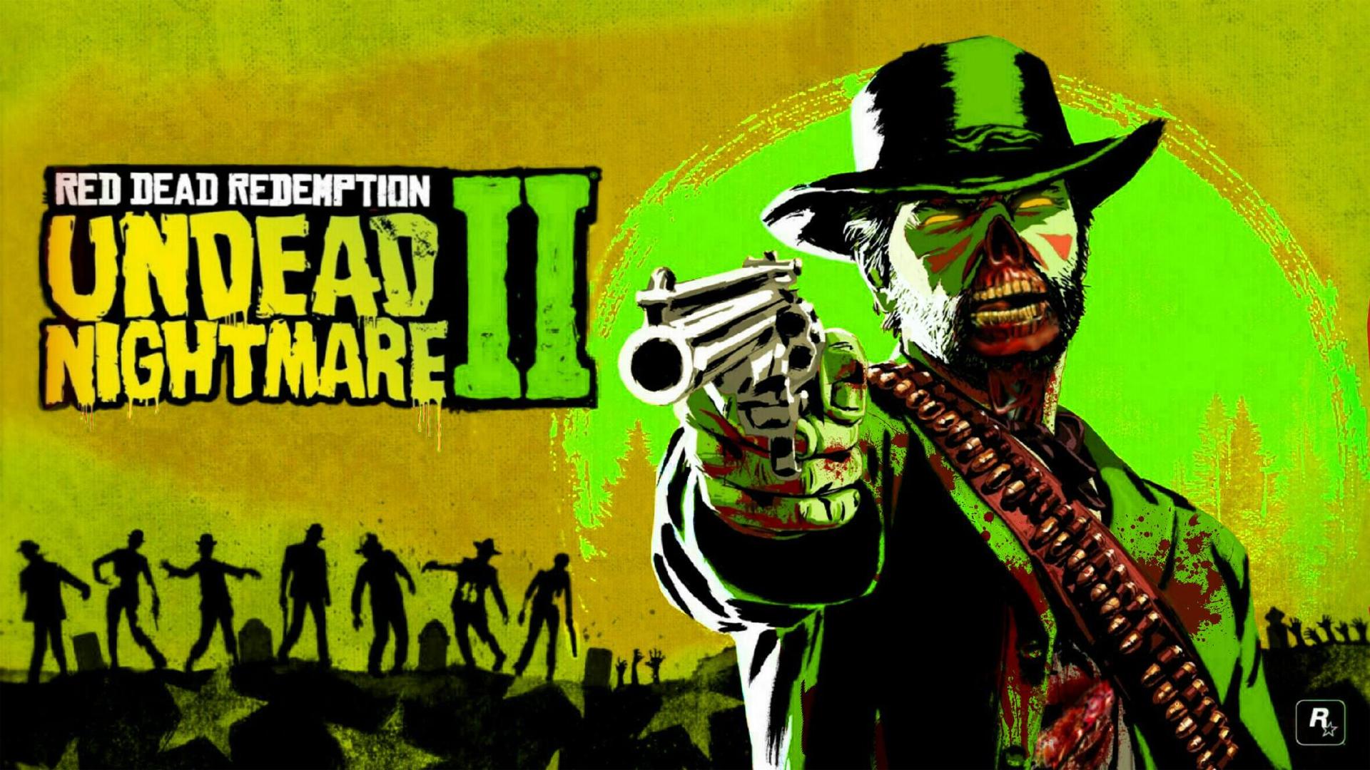 Red Dead Redemption II Online Undead Nightmare II