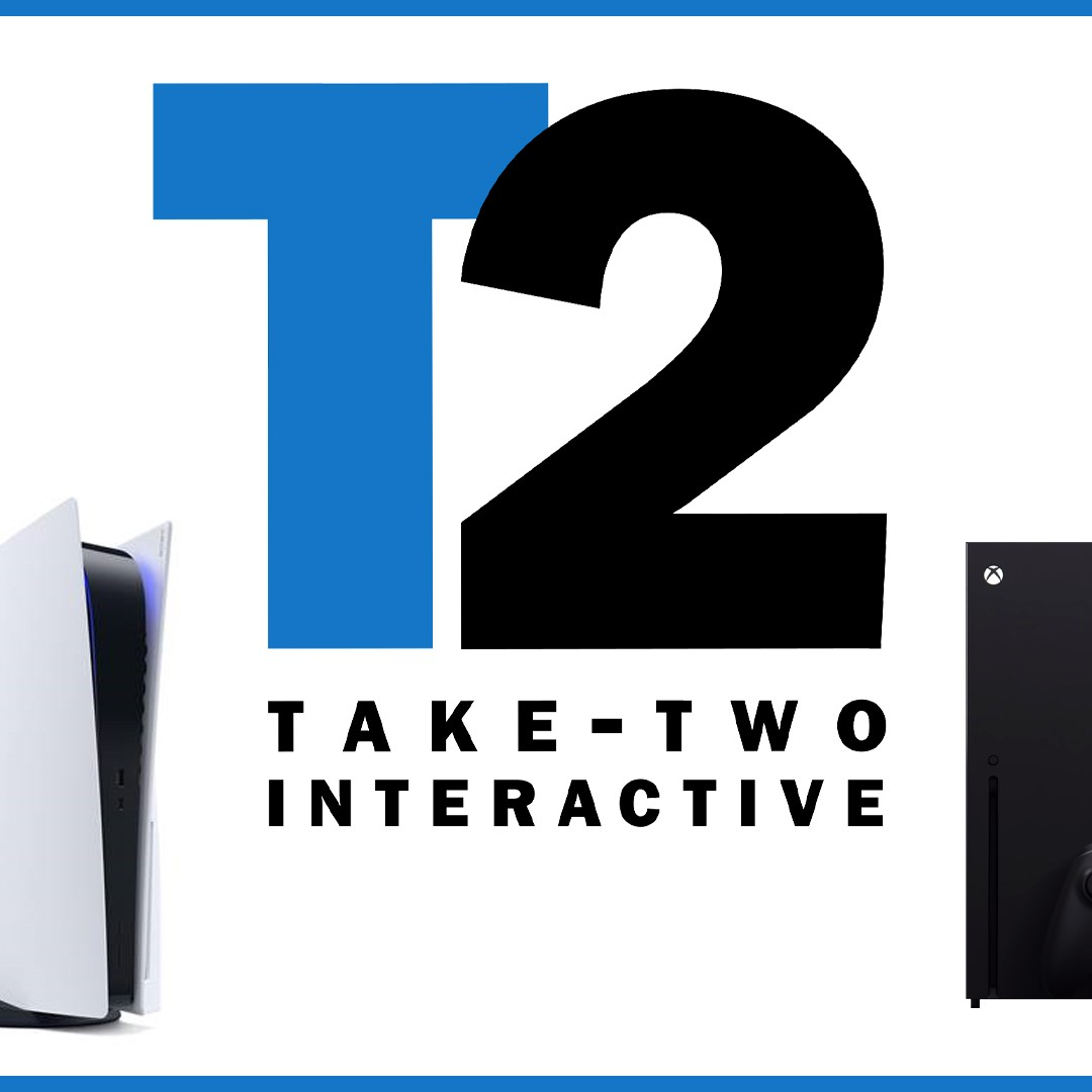 Jeux PS5 et Xbox Series X plus cher Take Two