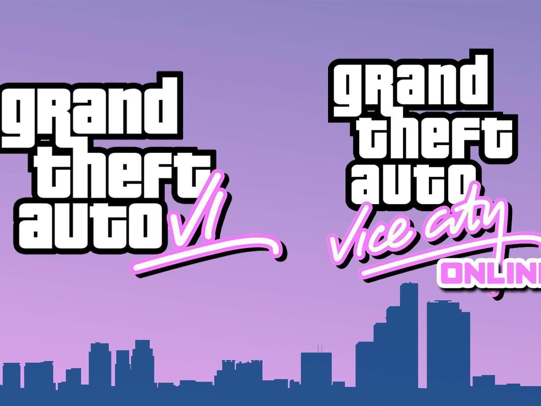 GTA VI et GTA Vice City Online