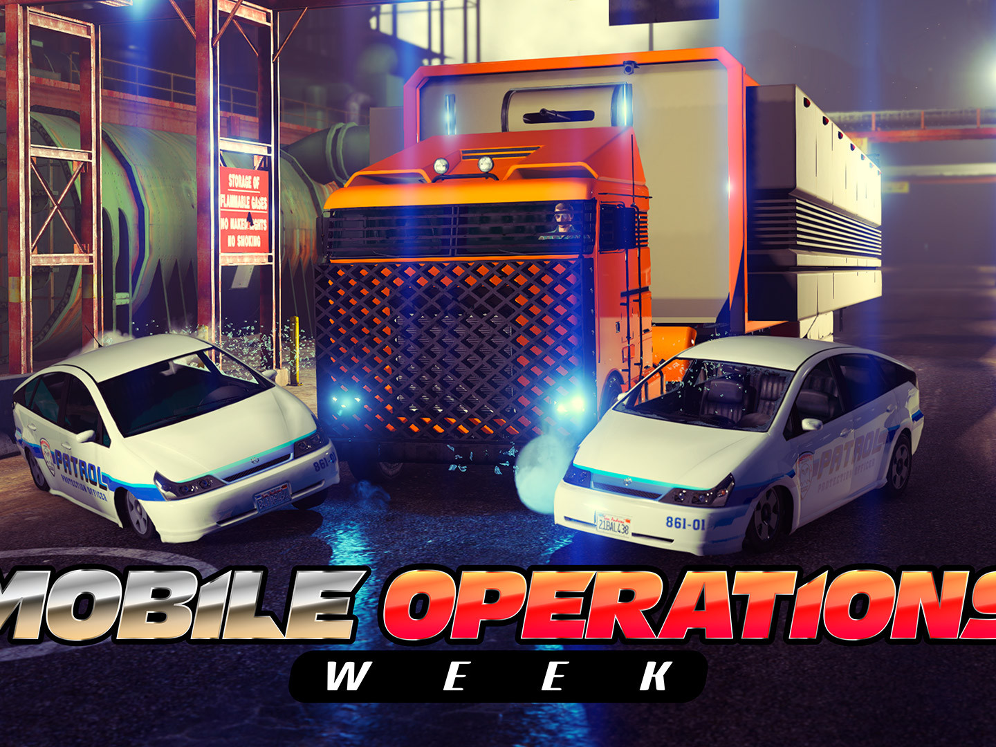 Semaine missions opérations mobile