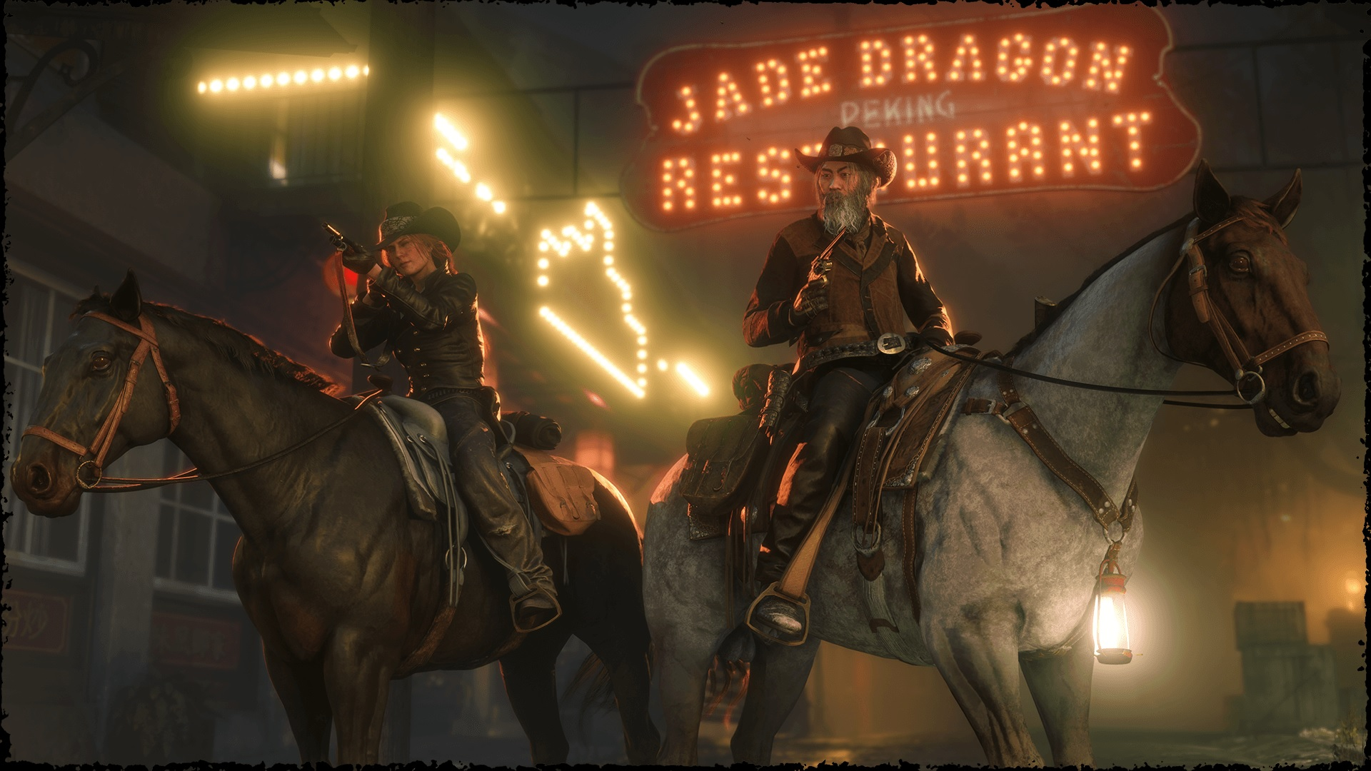 Wheeler, Rawson vêtements Red Dead Online