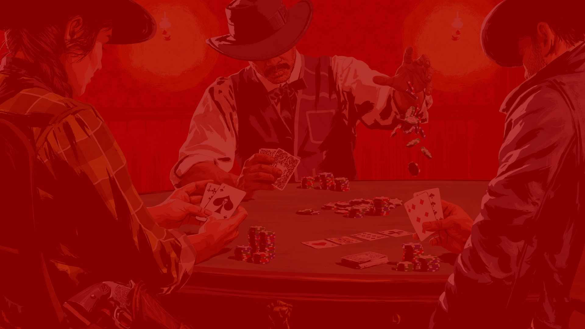 Bannière Red Dead Online