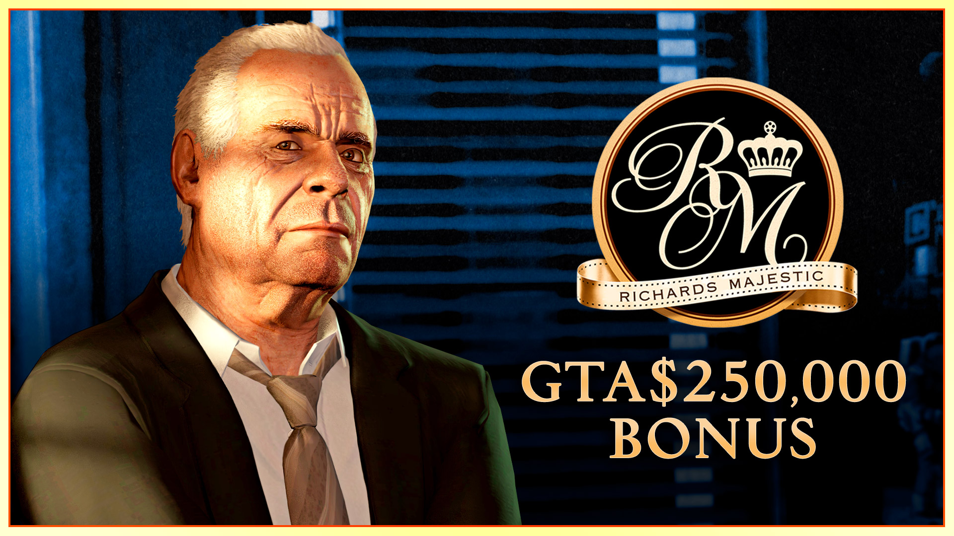 GTA Online Bonus Richard Majestic