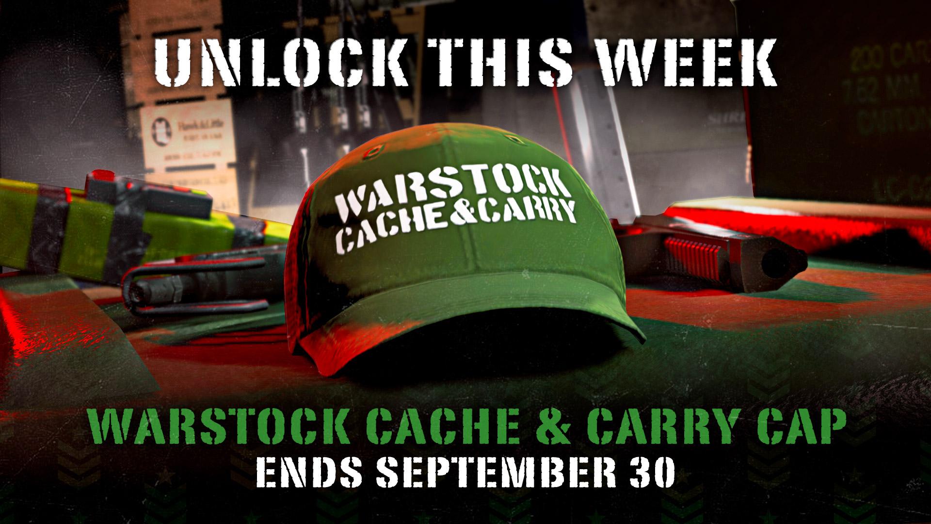 casquette Warstock
