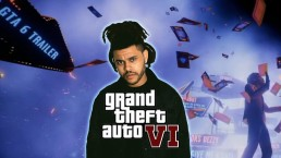 GTA 6 Teaser Weeknd