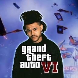 GTA 6 Teaser Weeknd