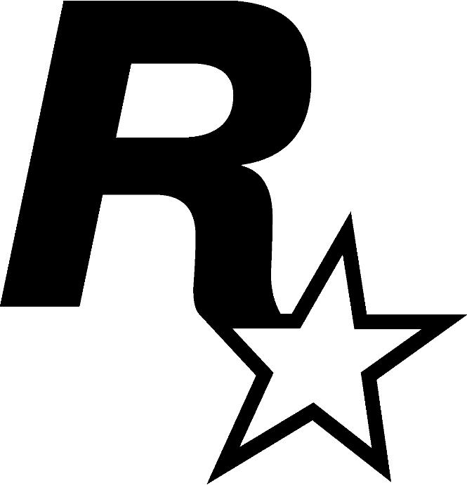 Logo Rockstar Étoile