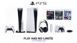 Guide Précommande PS5 et accessoires et jeux PlayStation 5