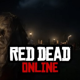 Premiers Zombies Red Dead Online