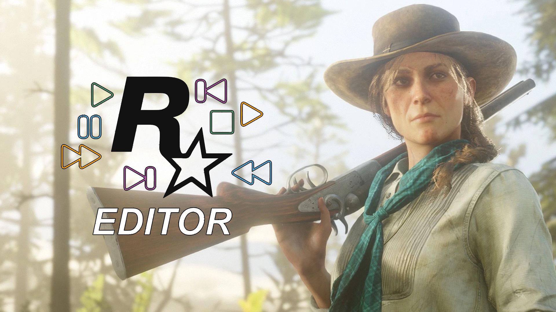 Rockstar Editor Red Dead Redemption II