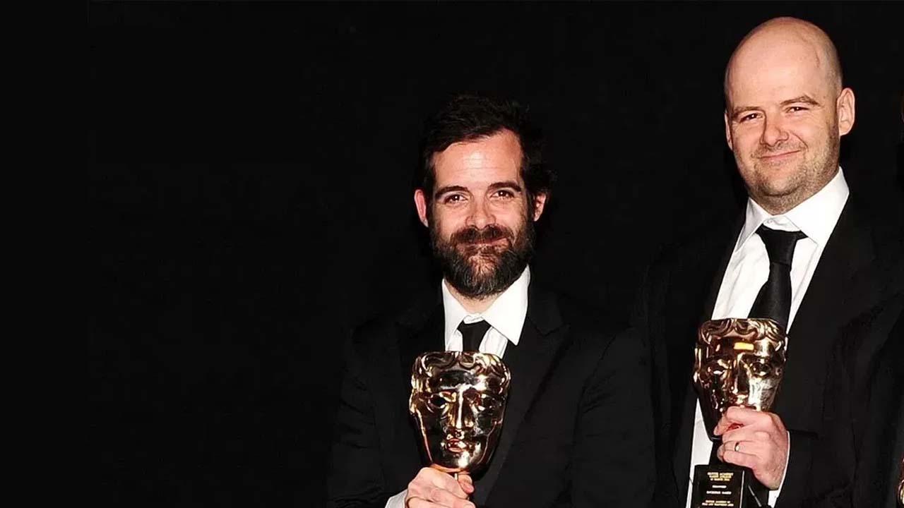 Sam & Dan Houser BAFTA 2014