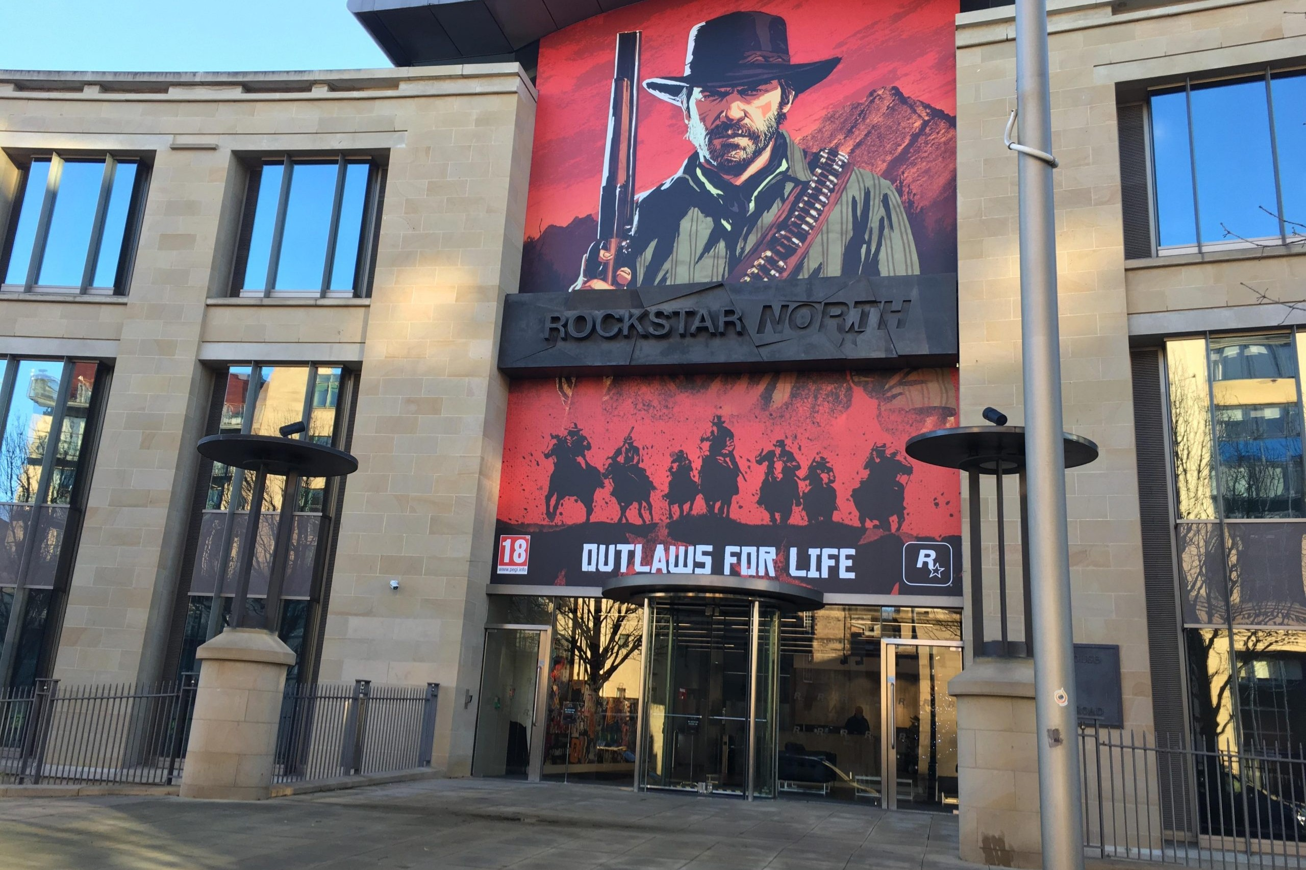 Studio Rockstar North