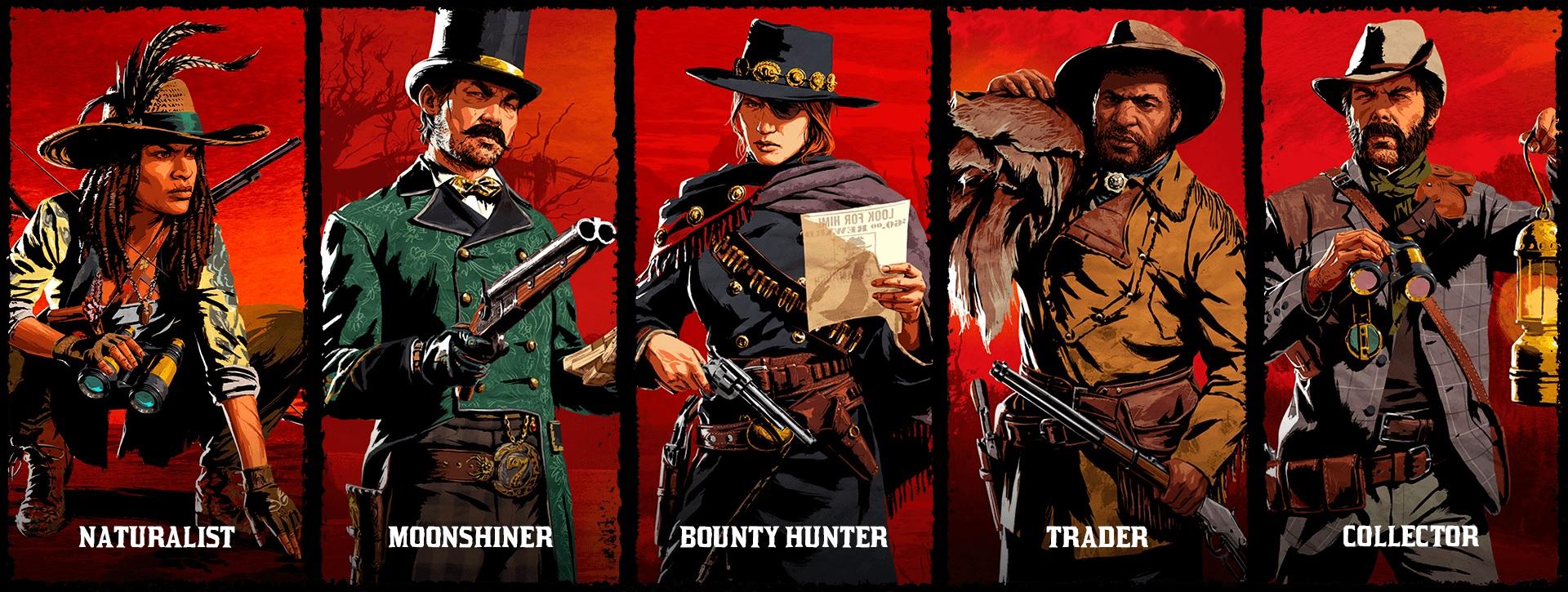 Carrières de l'Ouest Red Dead Online