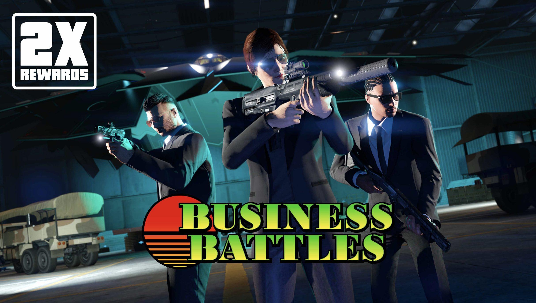 GTA Online Guerre Commerciale Halloween