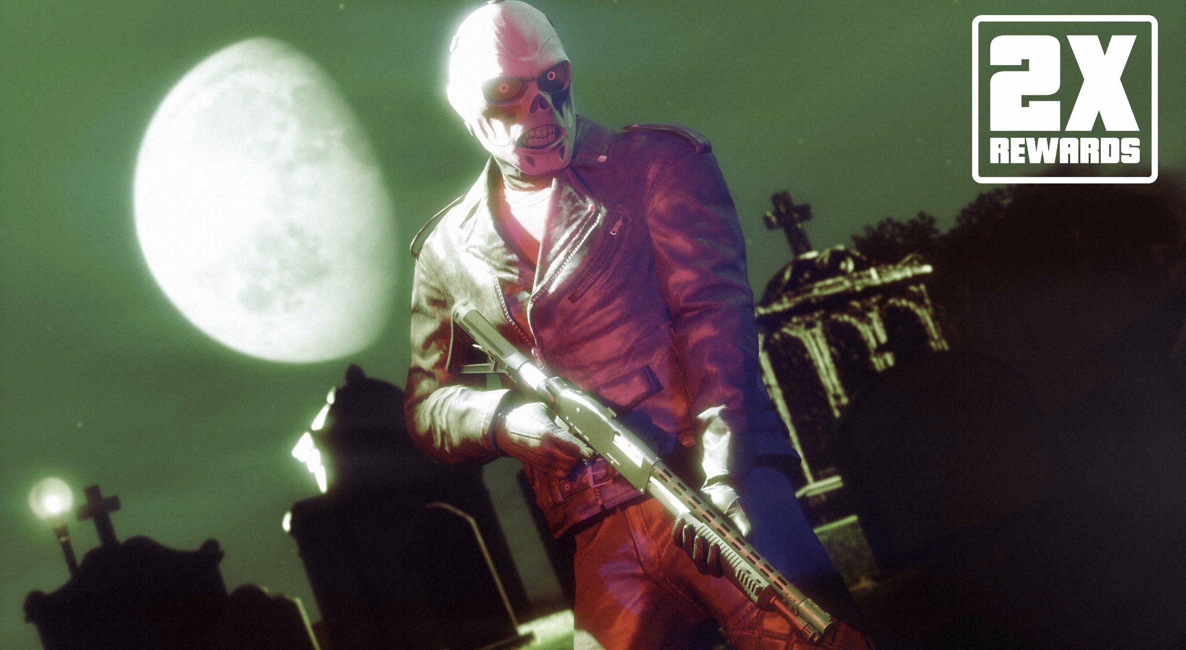 GTA Online Semaine Halloween OVNIS Rivalités Effroyables