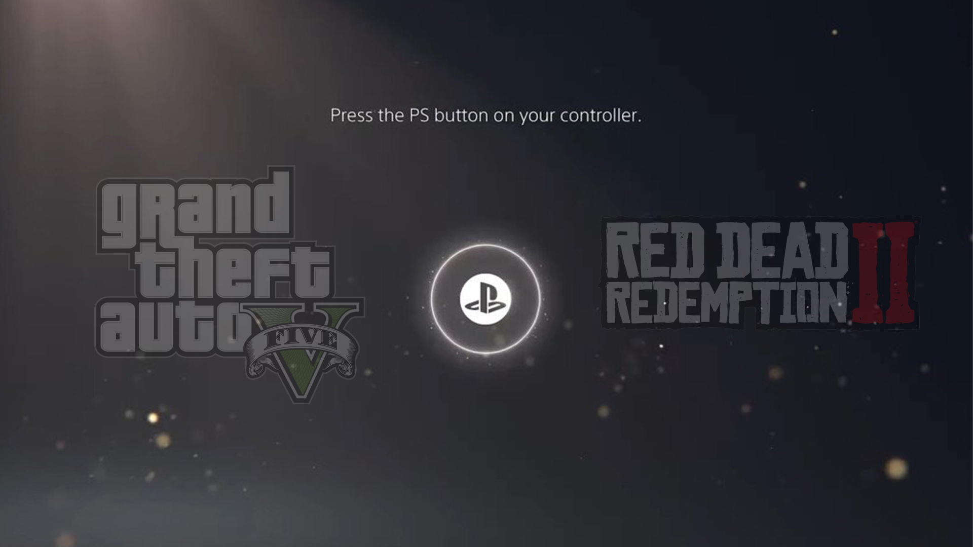 GTA V et Red Dead Redemption II Interface