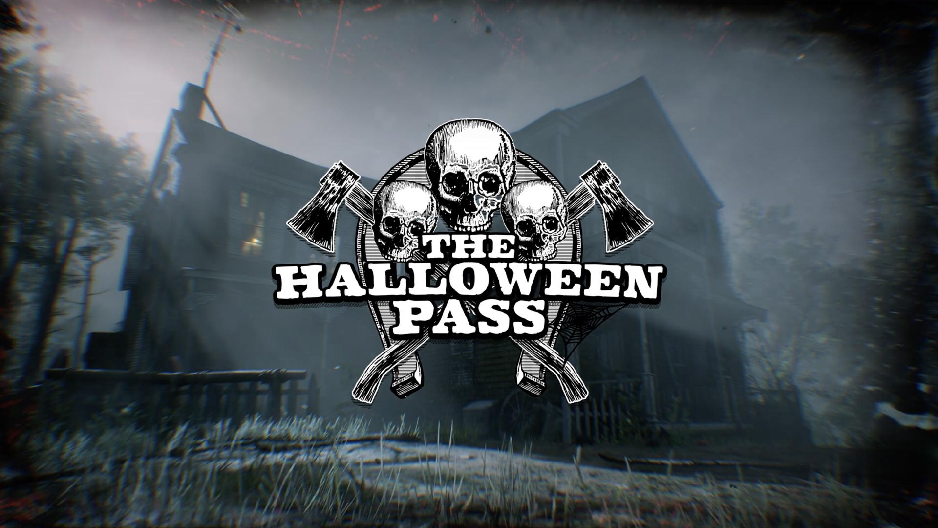 Mise à jour Halloween Red dead Online Halloween Pass