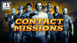 GTA Online : Les missions de contact ont des récompenses doublées