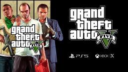 GTA V Détails Next-Gen PS5 et Xbox SEries X