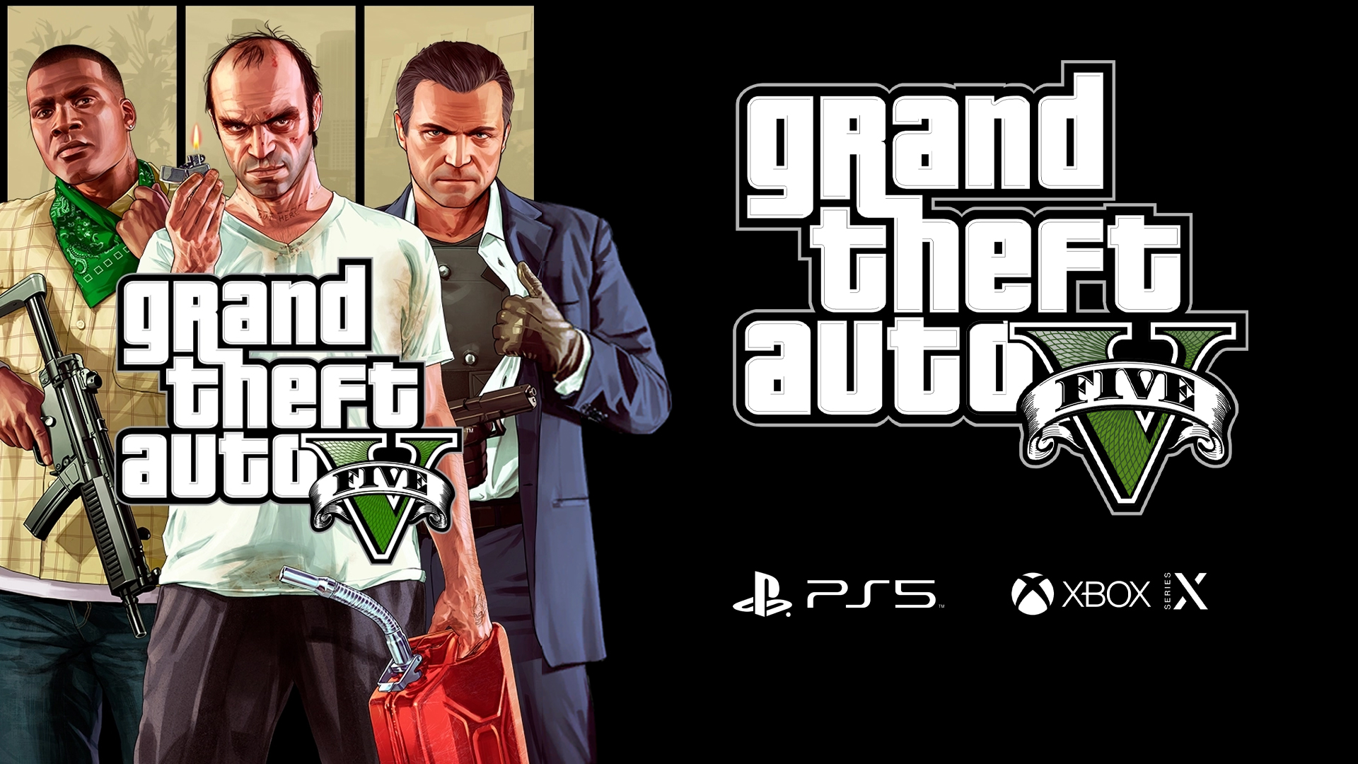 Grand Theft Auto V GTA V Détails Next-Gen PS5 et Xbox SEries X