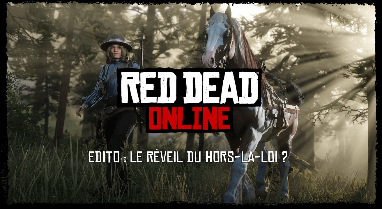 Edito Red Dead Online