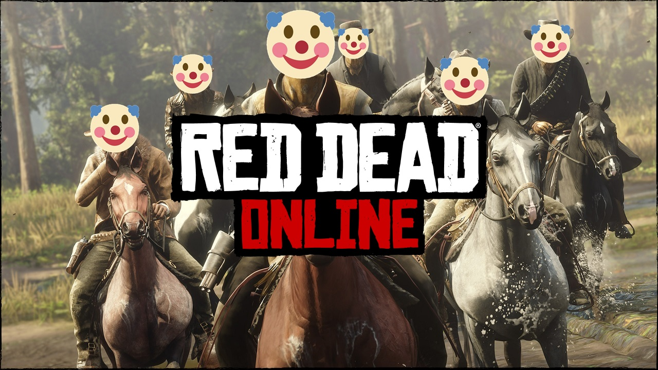 Red Dead Clowns
