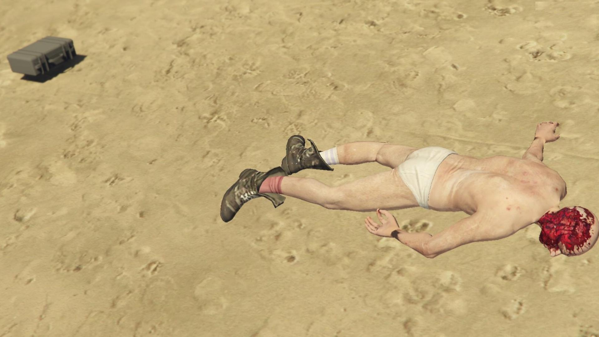 Cadavre GTA Online