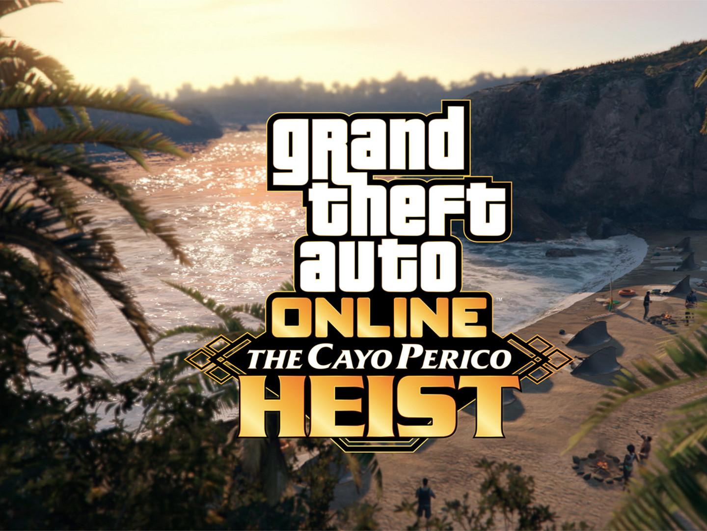 GTA Online Braquage Cayo Perico
