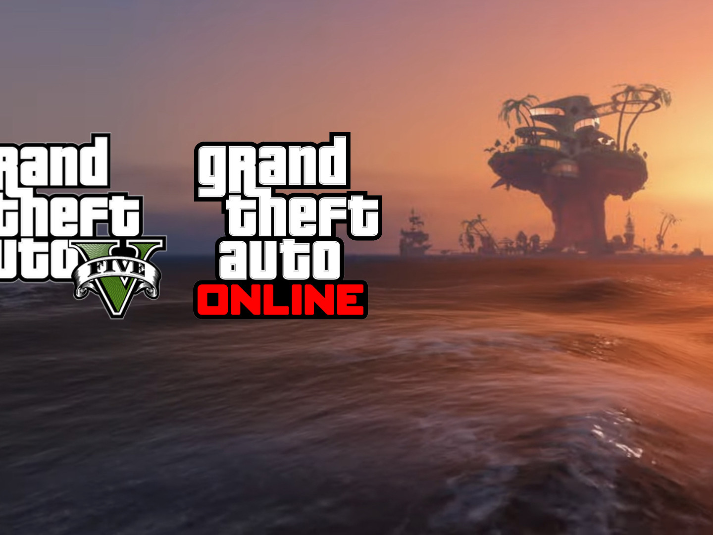 Nouvelle Île GTA V / GTA Online