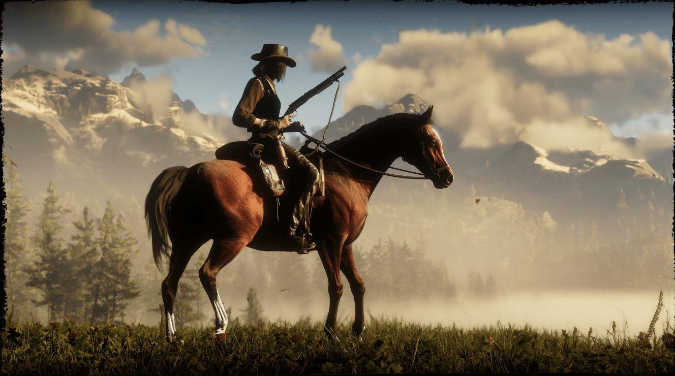 Red Dead Online Semaine 3 Novembre Cheval Gratuit