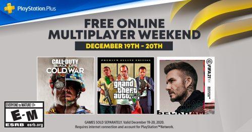 GTA Online et deux autres jeux sont accessibles gratuitement le weekend du 19 décembre