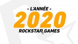 L'année 2020 de Rockstar Games