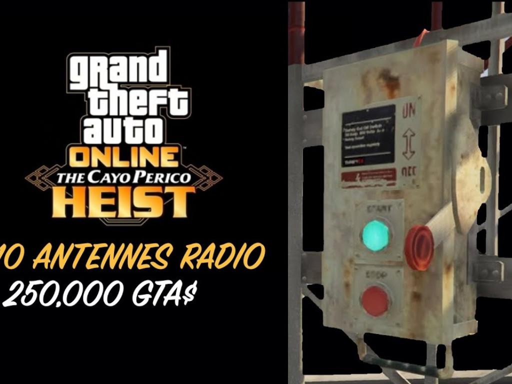Antennes radio Still Slipping Los Santos
