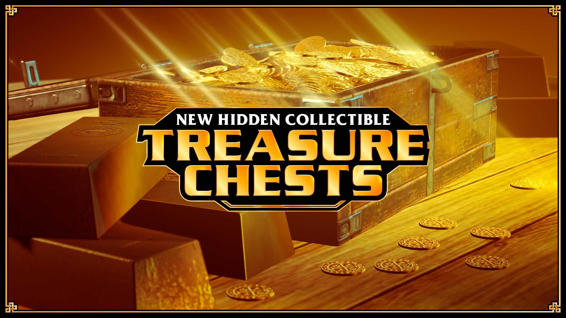 Coffres au trésor
