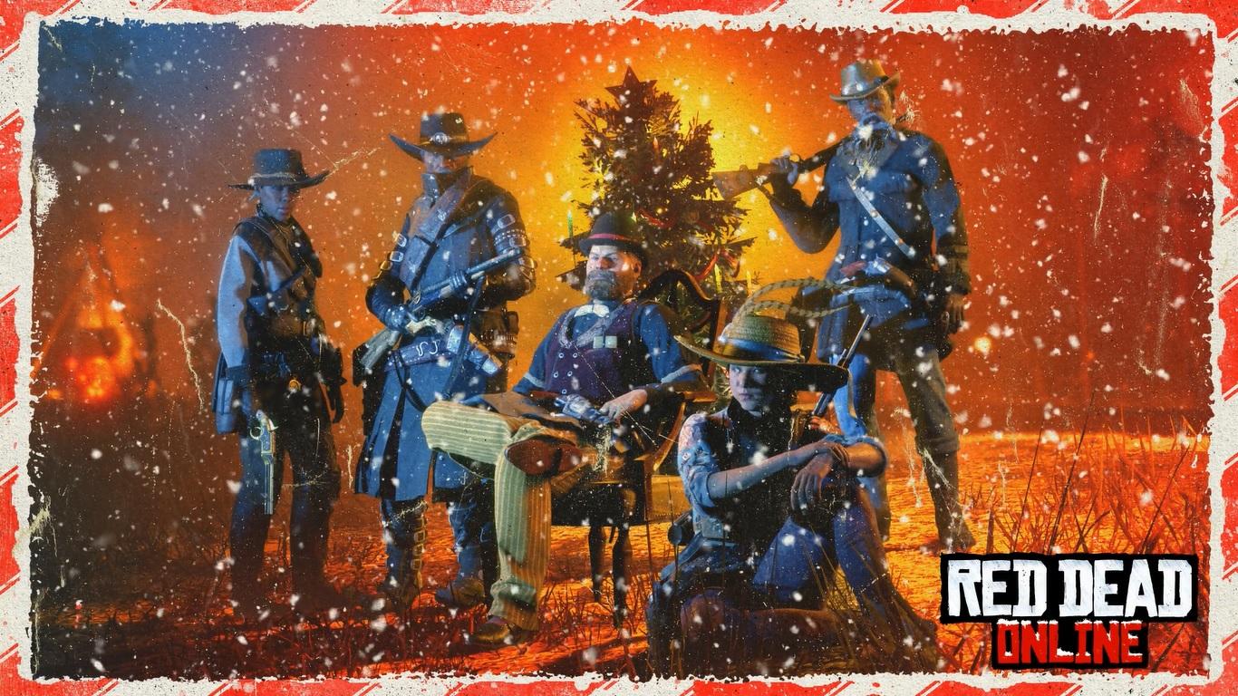festivites Red Dead Online