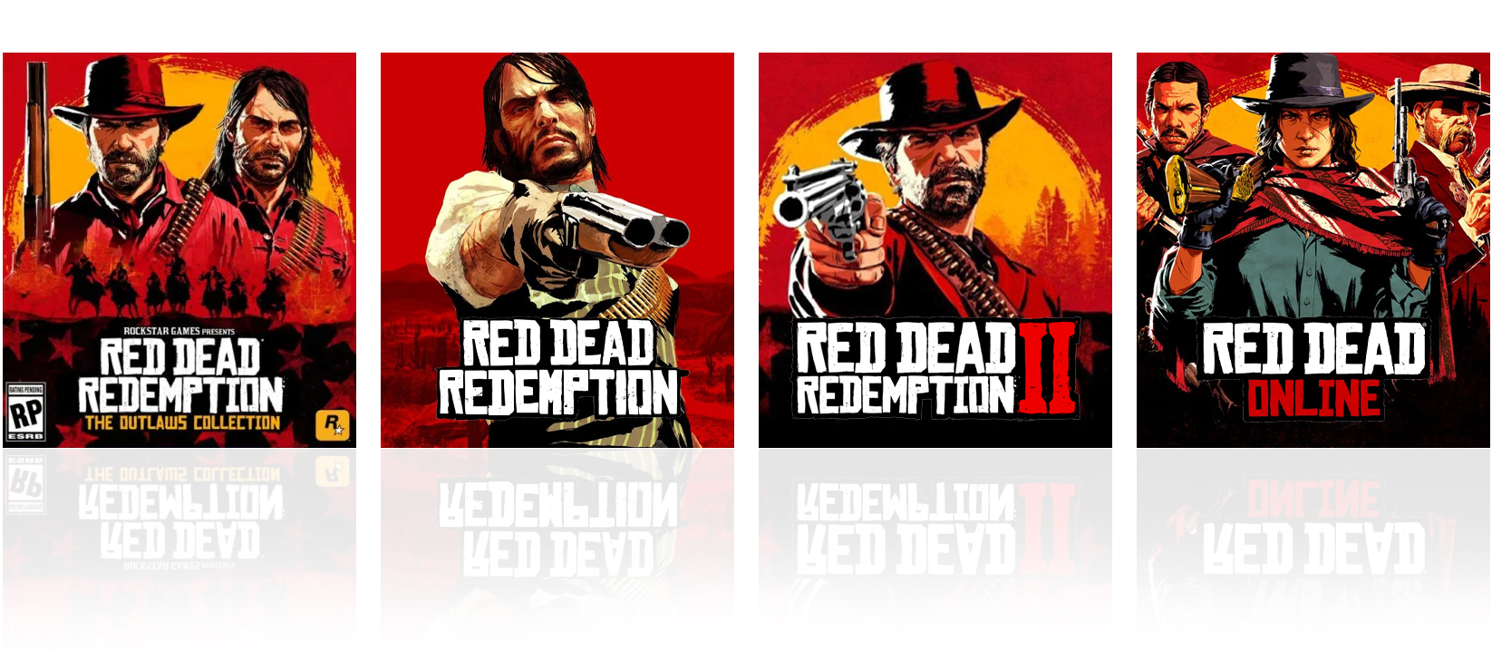 Collection Red Dead Redemption PS5 et Xbox Series X