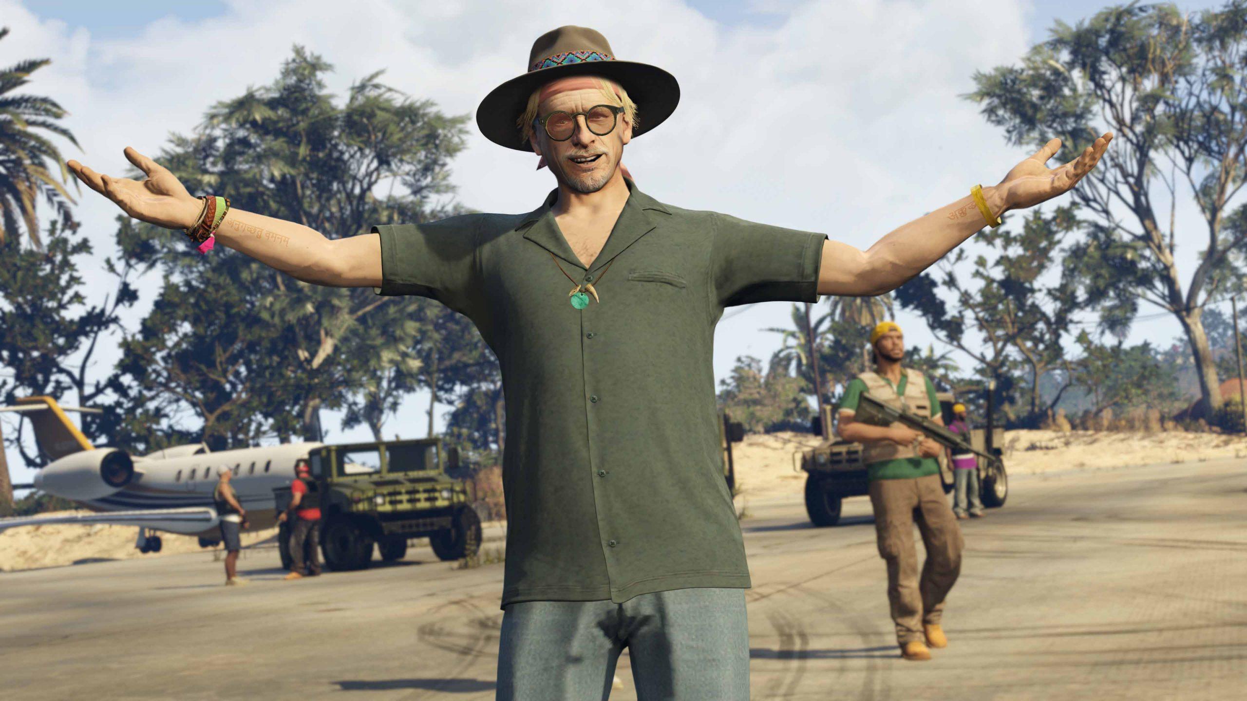 GTA Online El Rubio