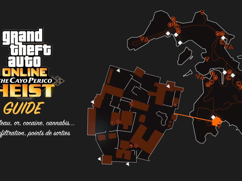 GTA Online - Guide Cayo Perico