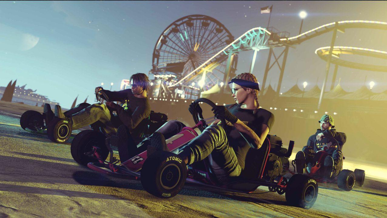 GTA Online Karting