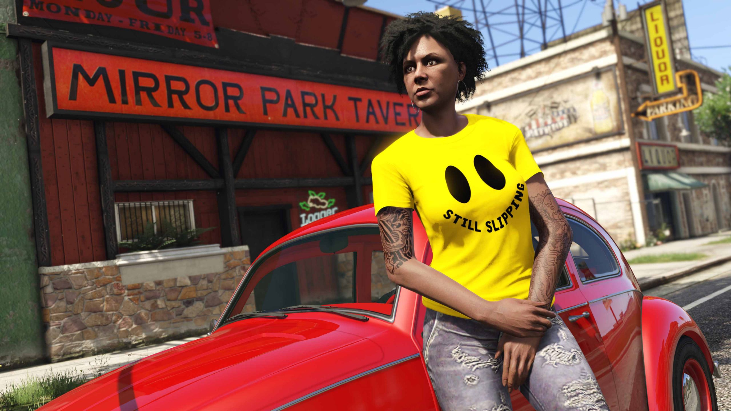 GTA Online Cayo Perico T-Shirt collector