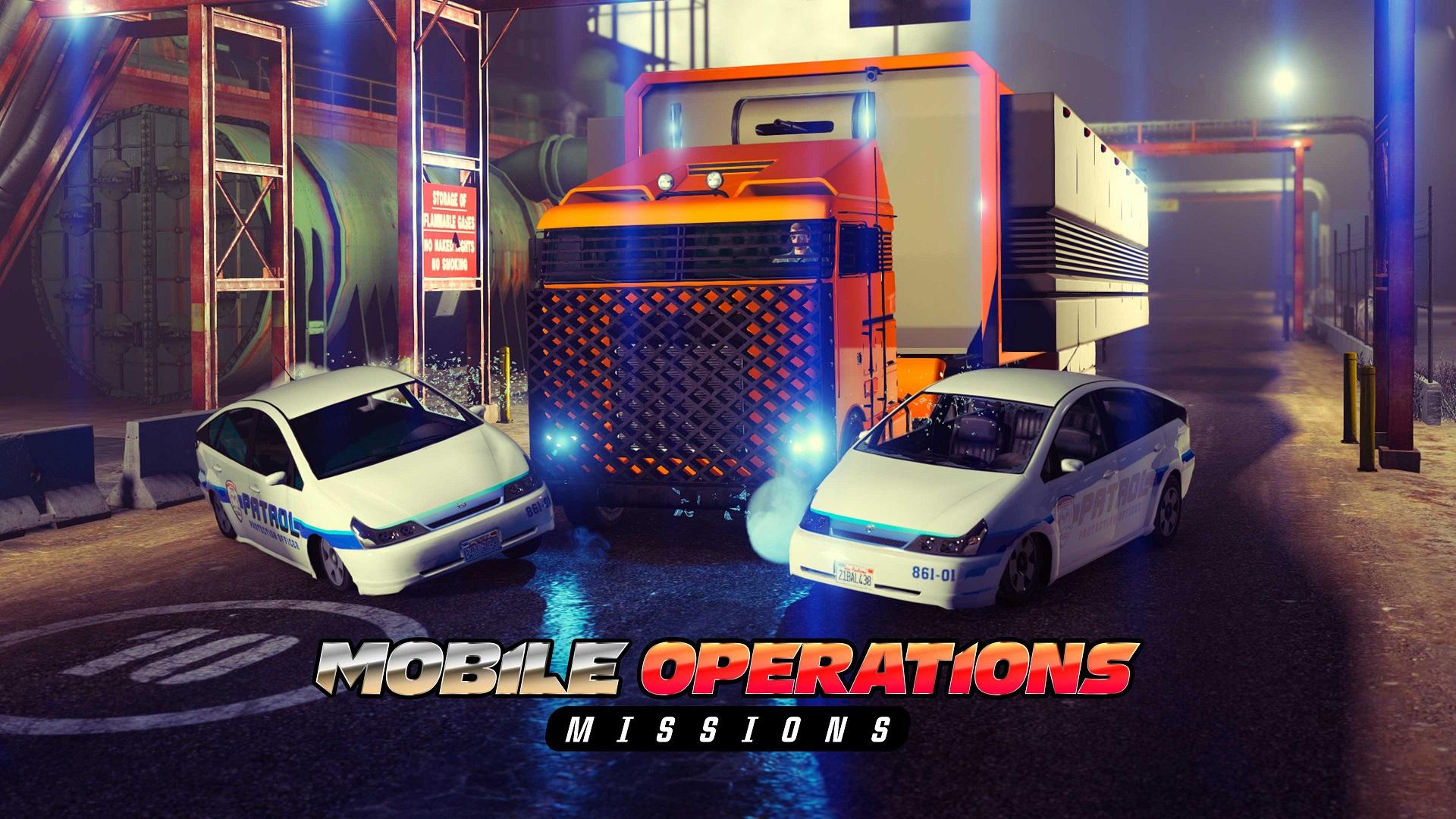 Missions d'Opérations Mobile