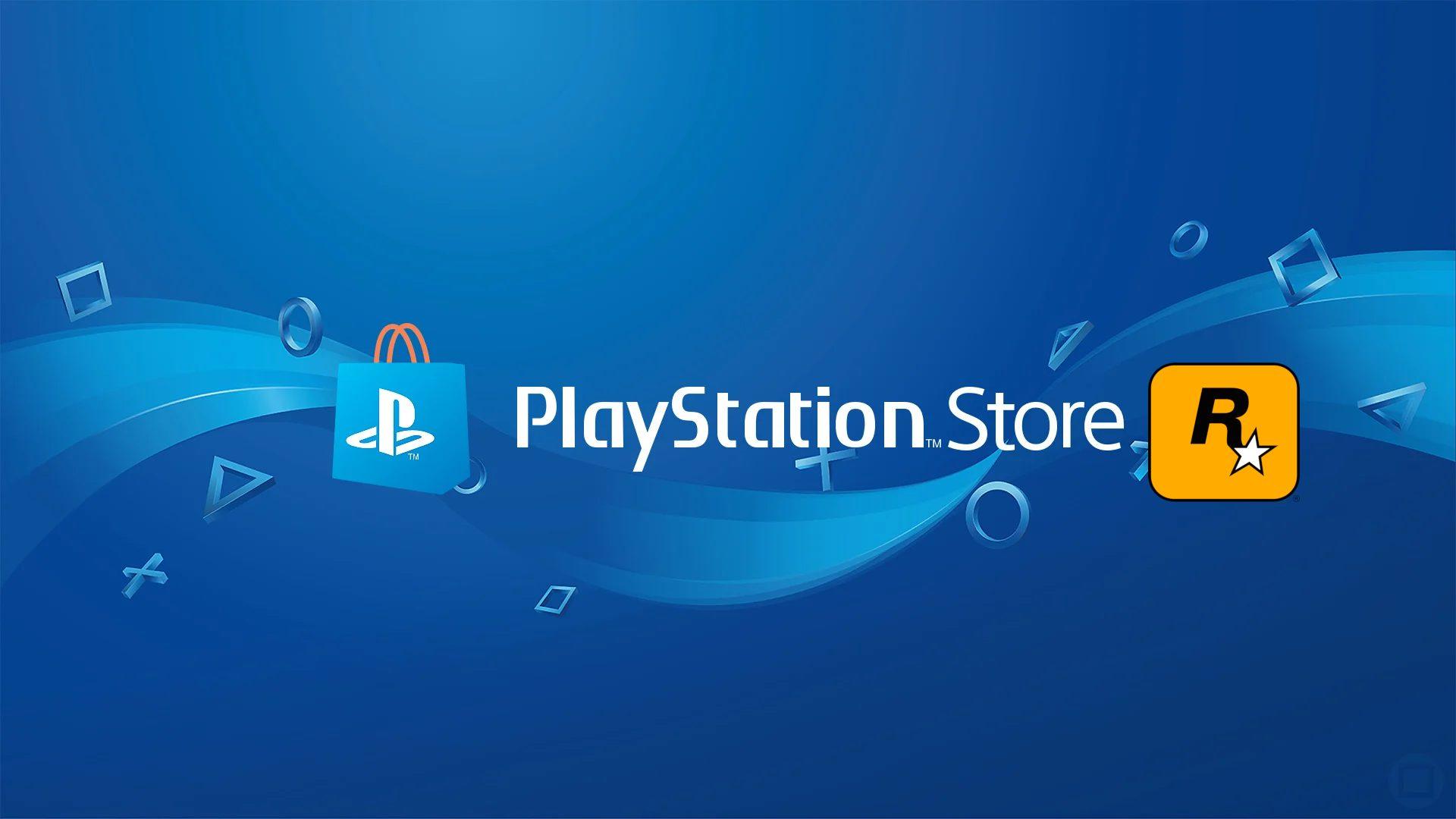 Des jeux Rockstar Games en promotion sur le PlayStation Store