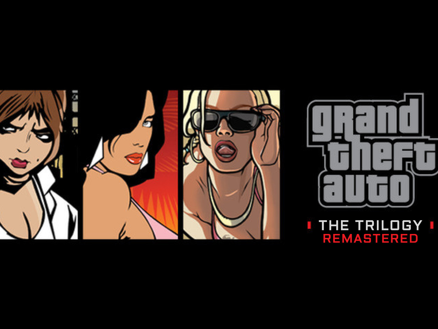 GTA The Trilogy Remastered